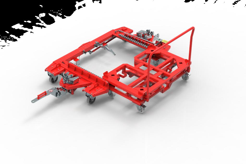 system transportu wewnetrznego c-liner wamech