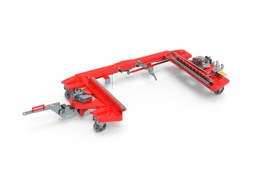 wamech system transportu wewnetrznego c-liner