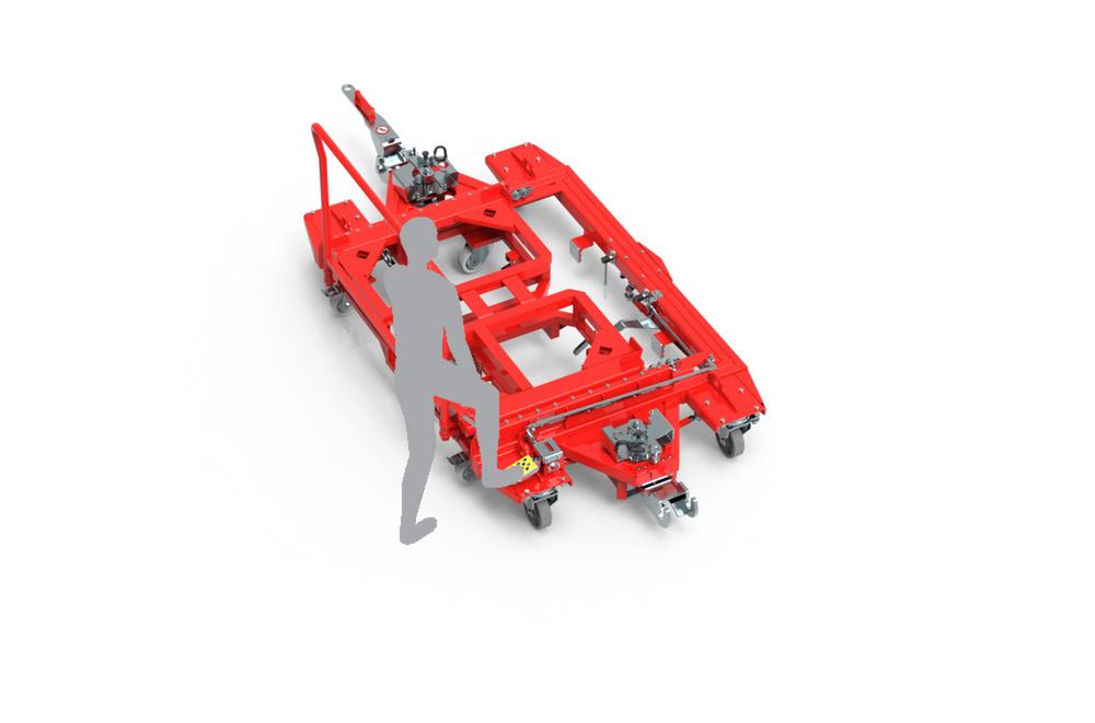 c-liner system transportu wewnatrzzakladowego wamech