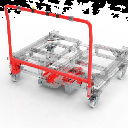 system elektrycznego kola napedowego