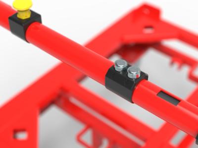 system elektrycznego kola napedowego wamech w-drive